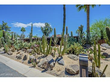 Photo one of 7124 E Chaparral Rd Paradise Valley AZ 85253 | MLS 6240004