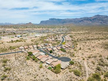Photo one of 11193 E New Frontier Ct Gold Canyon AZ 85118 | MLS 6242140