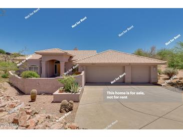 Photo one of 15655 N Cabrillo Dr Fountain Hills AZ 85268 | MLS 6242771