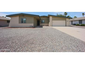 Photo one of 9337 W Briarwood N Cir Sun City AZ 85351 | MLS 6245429