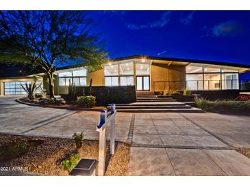 Photo one of 4516 E Clearwater Pkwy Paradise Valley AZ 85253 | MLS 6246075