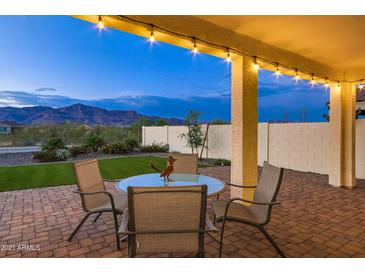 Photo one of 11842 E Red Butte Gold Canyon AZ 85118 | MLS 6246990
