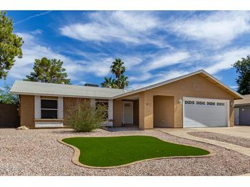 Photo one of 411 W Mission Dr Chandler AZ 85225 | MLS 6248680