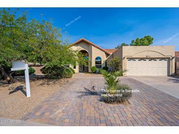 Photo one of 11027 E Poinsettia Dr Scottsdale AZ 85259 | MLS 6257067