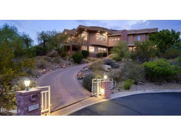 Photo one of 7702 N Moonlight Ln Paradise Valley AZ 85253   MLS 6258217