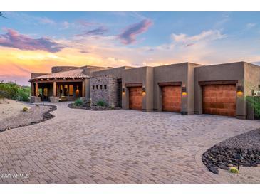 Photo one of 8105 E Echo Canyon St Mesa AZ 85207 | MLS 6280583