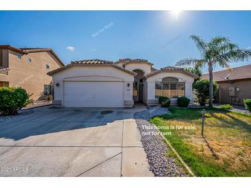 Photo one of 6130 S Silver Dr Chandler AZ 85249   MLS 6291971