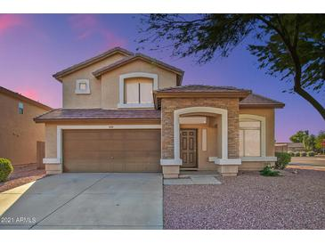 Photo one of 16228 N 160Th Ave Surprise AZ 85374 | MLS 6291996