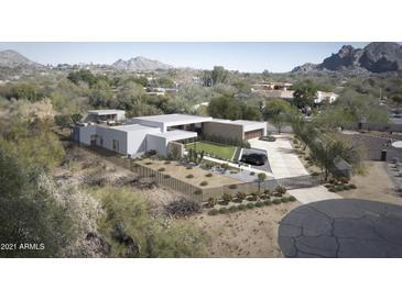 Photo one of 3545 E Nita Rd Paradise Valley AZ 85253 | MLS 6293319