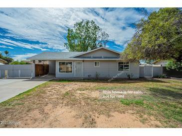 Photo one of 8037 E Idaho Ave Mesa AZ 85209 | MLS 6306001