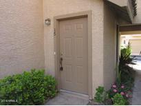 View 1001 N Pasadena # 15 Mesa AZ