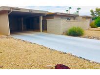 View 9709 W Teakwood Dr Sun City AZ