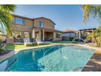 View 2886 E Palmdale Ln Gilbert AZ