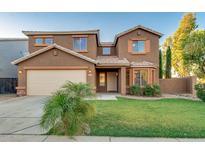 View 21874 E Via Del Rancho Queen Creek AZ