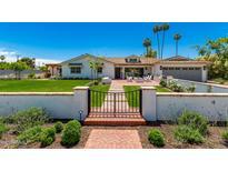 View 6045 E Calle Del Paisano Scottsdale AZ