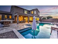View 22344 E Via Del Verde Queen Creek AZ