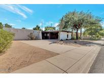 View 3407 N Rose Circle Dr Scottsdale AZ