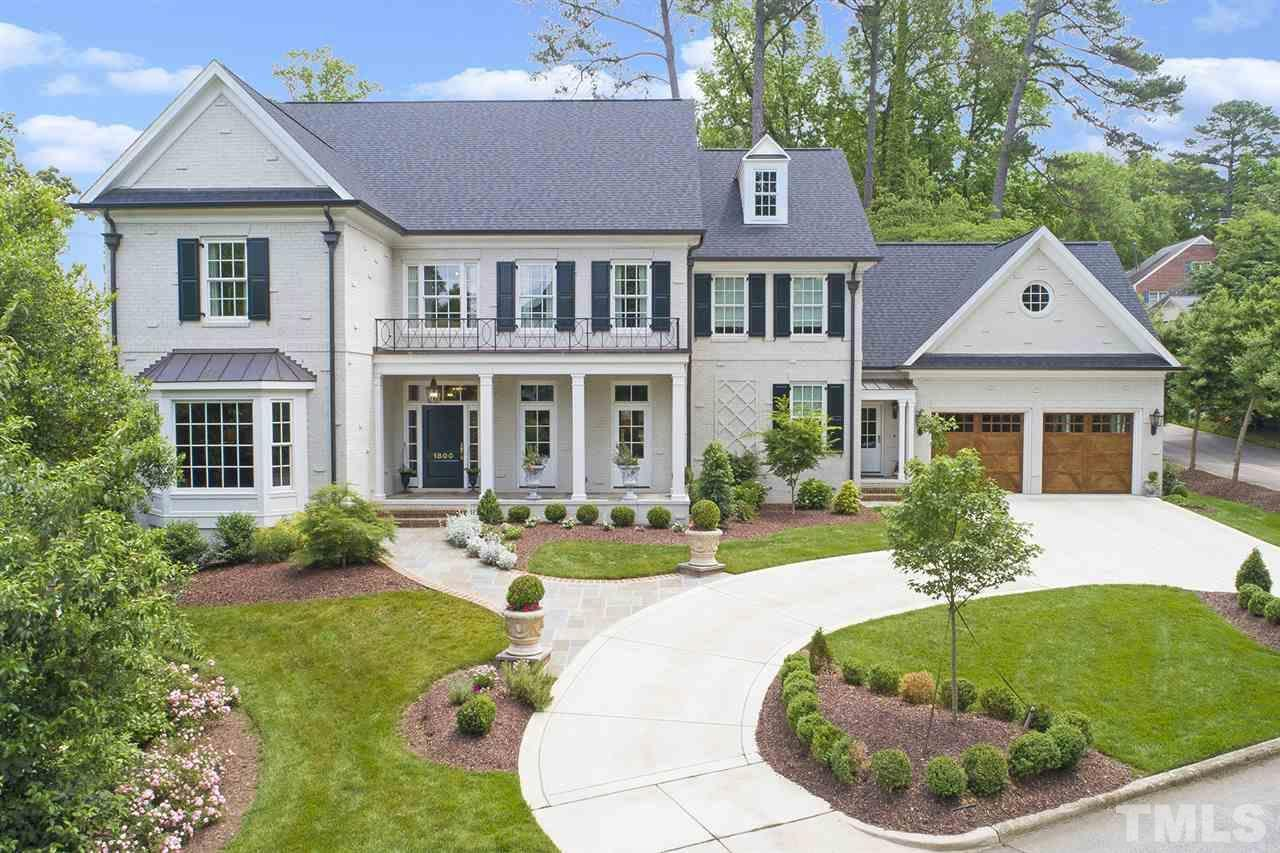 Photo one of 1800 Chester Rd Raleigh NC 27608 | MLS 2316132