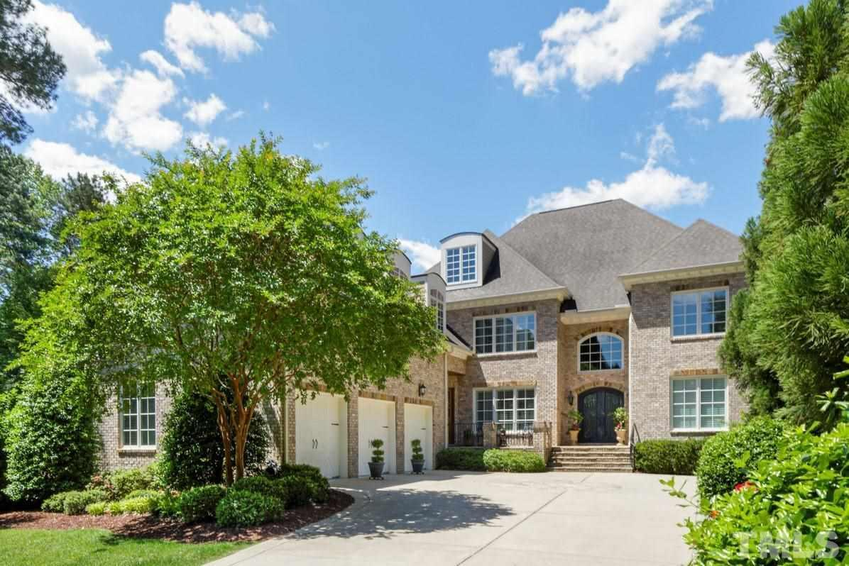Photo one of 4449 Harbourgate Dr Raleigh NC 27612 | MLS 2383955