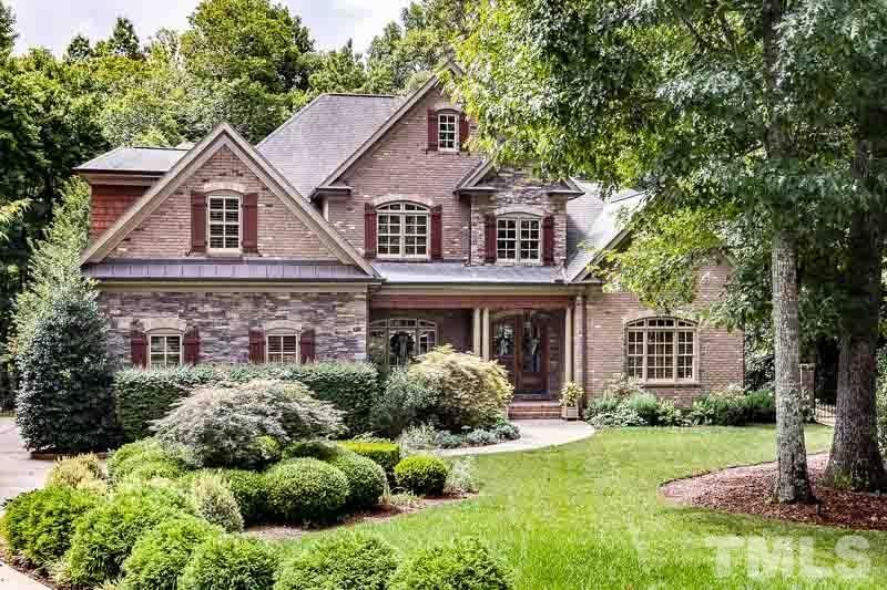 Photo one of 7700 Umstead Forest Dr Raleigh NC 27612 | MLS 2403715