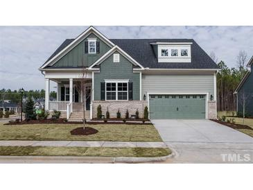 Photo one of 132 Silent Bend Dr Holly Springs NC 27540 | MLS 2267155