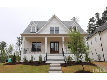 Photo one of 4133 Green Chase Way Apex NC 27539 | MLS 2268080