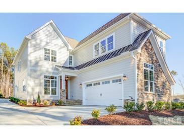 Photo one of 208 Cotten Dr Morrisville NC 27560 | MLS 2293477