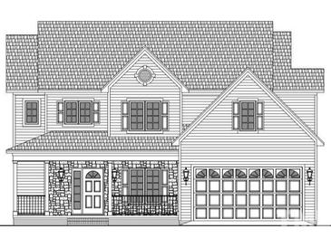 Photo one of 808 Trinity Park Dr Wake Forest NC 27587 | MLS 2319220