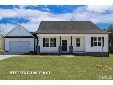 Photo one of 430 Heart Pine Dr Wendell NC 27591 | MLS 2319307