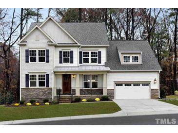 Photo one of 1029 Stone Furrow Pl # Lot 53-Travis Raleigh NC 27603 | MLS 2333785