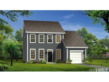 Photo one of 35 Hickory Run Ln # Woodlief Lot 154 Youngsville NC 27525 | MLS 2334605