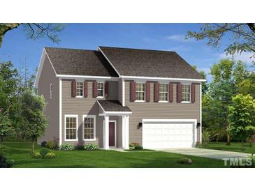 Photo one of 120 Hickory Run Ln # Woodlief Lot 12 Youngsville NC 27525 | MLS 2334609