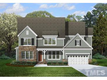 Photo one of 2101 Orchard Lake Dr Apex NC 27539 | MLS 2338694