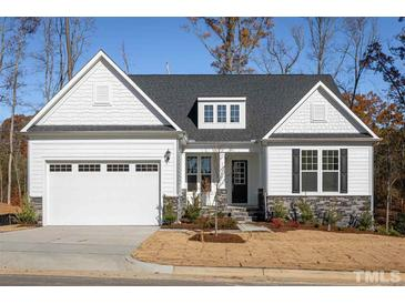 Photo one of 1036 St Cloud Loop # Lot 97- Austin Apex NC 27523 | MLS 2339800
