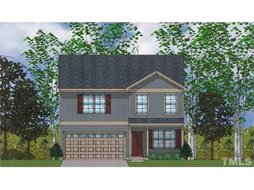 Photo one of 109 Forest Meadow Ct # 11 Garner NC 27529 | MLS 2340885