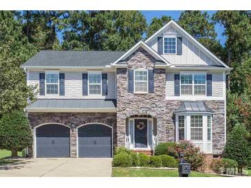 Photo one of 3001 Wolfs Bane Dr Apex NC 27539 | MLS 2341664