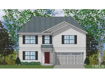 Photo one of 56 Forest Meadow Ct # 20 Garner NC 27529 | MLS 2342821
