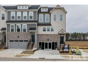 Photo one of 1067 Lathrop Ln Apex NC 27523 | MLS 2348245