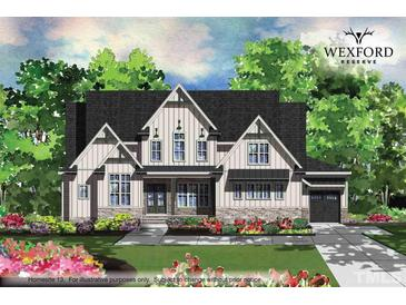 Photo one of 7428 Wexford Woods Ln Wake Forest NC 27587   MLS 2348825