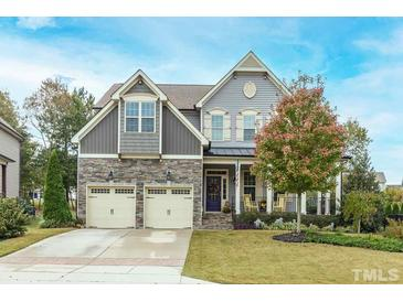 Photo one of 104 Virginia Water Dr Rolesville NC 27571 | MLS 2353172