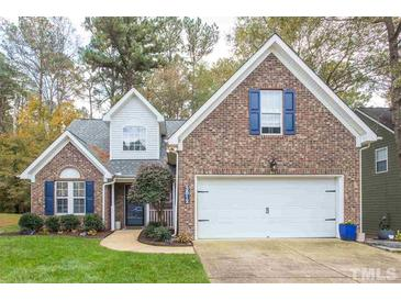 Photo one of 3812 Toyon Dr Raleigh NC 27616-8604 | MLS 2353298