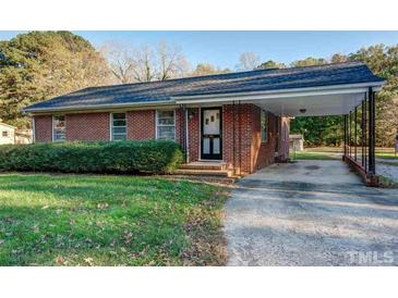 Photo one of 214 E Branch St Spring Hope NC 27882-9712 | MLS 2353448