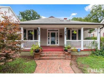 Photo one of 1521 Sunrise Ave Raleigh NC 27608 | MLS 2353845
