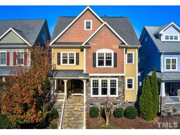 Photo one of 507 Gallberry Dr Cary NC 27519 | MLS 2354118
