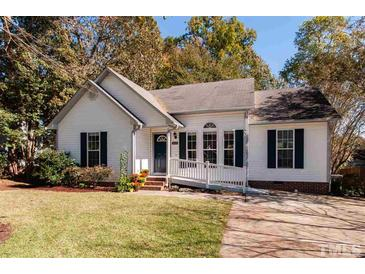 Photo one of 106 Spinel Ln Knightdale NC 27545 | MLS 2354481