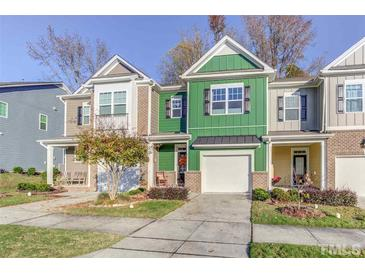 Photo one of 639 Briarcliff St Apex NC 27502 | MLS 2354500
