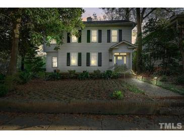 Photo one of 314 E Forest Dr Raleigh NC 27605 | MLS 2354565