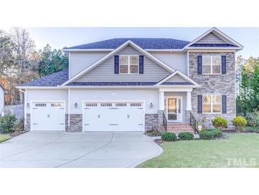 Photo one of 121 Summit Overlook Dr Clayton NC 27527 | MLS 2354873