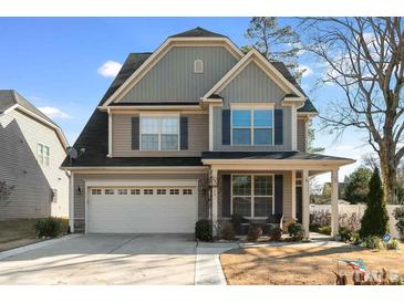 Photo one of 129 Raleigh St Holly Springs NC 27540-9044 | MLS 2359966
