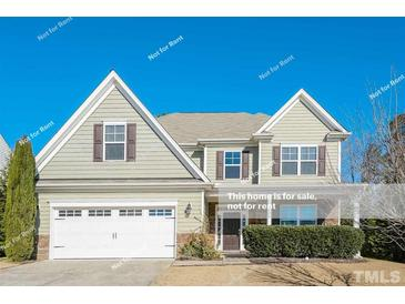 Photo one of 4504 Capefield Dr Wake Forest NC 27587-3456 | MLS 2360298